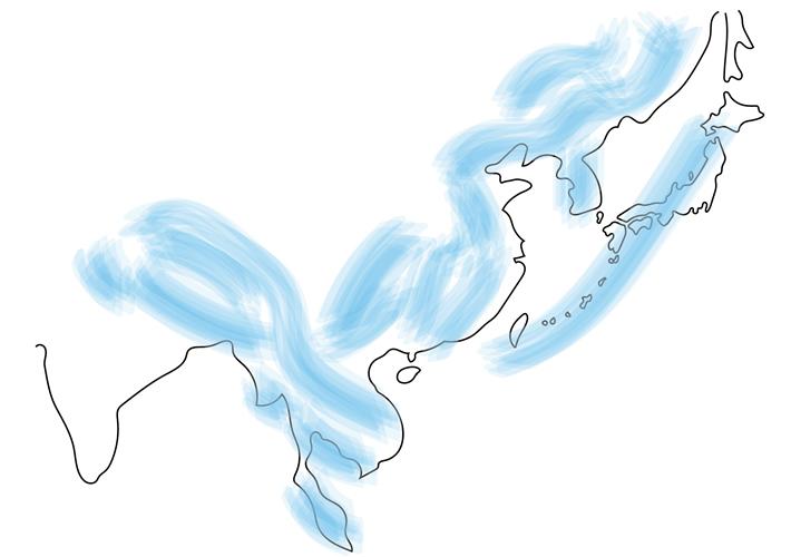 2000km以上も旅をすること(アジアの風)